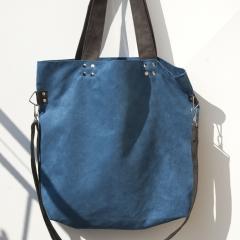 torby z imitacji zamszu